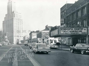Terminal Theater, Fourth Avenue and Dean Street, Park Slope, 1959