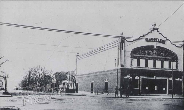 The Electra Theater, 3rd Avenue & 75th Street, Bay Ridge, c.1912
