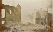 The great fire of November 5, 1892, which began at the Hobbs Wallpaper Factory at 133 Columbia Stree