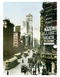 The Maxine Elliott Theatre was a Broadway theater located at 109 West 39th Street in New York City. Built in 1908, it was demolished in 1960.