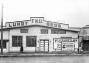 The original Lundy's on the water, south side of Emmons Avenue, 1931