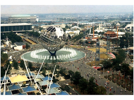 the World's Fair - Flushing 1964
