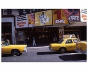 Theater District NYC 1970s