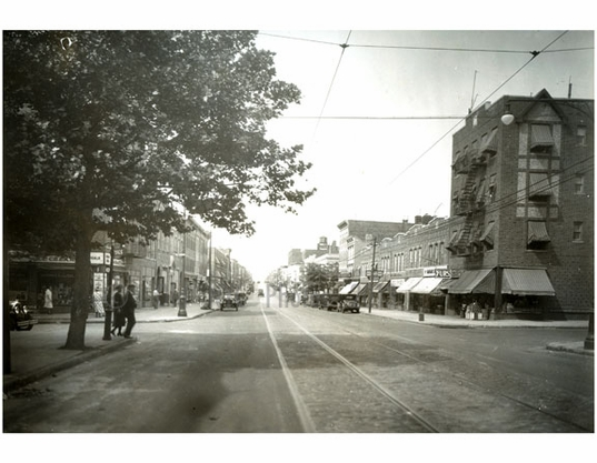 Third Ave North of 80th Street  1929