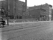 Third Avenue, looking north to Bond Street (Gowanus), 1910