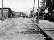 Third Avenue, northeast to Baltic Street, 1910