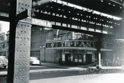 Tiffany Theater, Livonia Avenue at Chester Street, Brownsville, c.1955