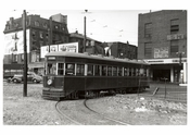 Tillary Street loop - Putnam Ave Trolley  Line Brooklyn NY