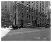 Times Building Southeast corner of Times Square &  43rd Street - Midtown - Manhattan  1914