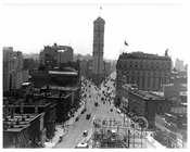 Times Square 1915 - looking south