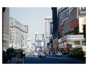 Times Square 1953 New York, NY