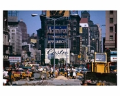 Times Square 45th & Broadway - 1964 New York, NY