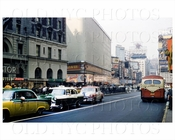 Times Square Cabs 1956