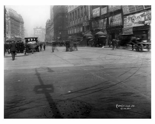 Times Square - Midtown-  Manhattan 1911