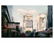 Times Square November 23rd 1962 New York, NY