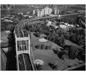 Triborough Suspension Bridge - Randall's Island tower