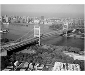 Triborough Suspension Bridge, span from Queens to Randall's Island