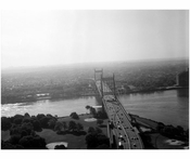 Triborough Suspension Bridge, span from Randall's Island to Astoria, Queens