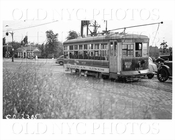 Trolley 1670 Woodside Queens 1938