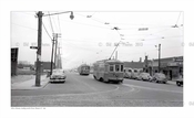 trolley at Utica Ave & Avenue N