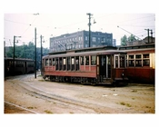 Trolley - Crown Heights - Brooklyn, NY 1950s