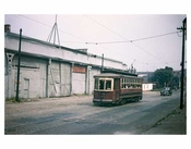 Trolley in Industrial Area