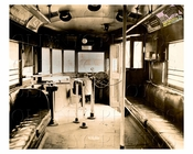 Trolley Interior Brooklyn 1930