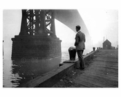 under Manhattan Bridge  Brooklyn, NY 1908