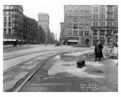 Union Square  - Greenwich Village - Manhattan, NY 1916