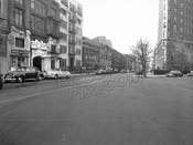 Union Street, northwest from Plaza Street, 1949