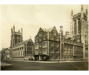 Union Theological Seminary 1928