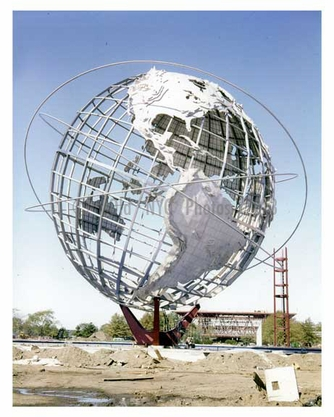 Unisphere - Flushing -  World Fair 1964 - Queens NY