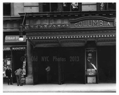 Upclose view of Shops on 47th Street & 7th Avenue - Midtown Manhattan - 1915