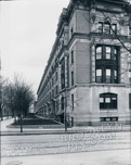 Upscale apartments on Eastern Parkway, 1916
