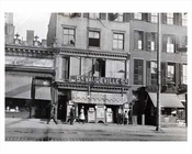 Vaudville Theater -  Manhattan 1908