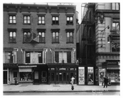View of Shops on 47th Street & 7th Avenue - Midtown Manhattan - 1915