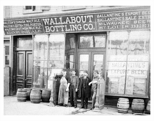 Wallabout Bottling Co. Brooklyn NY