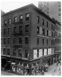 Warren Street - Tribeca - Manhattan  1914