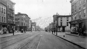 Washington Avenue looking north to St. Mark's Avenue, c.1920