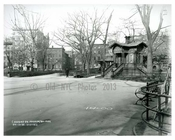 Washington Square Park  - Greenwich Village -  Manhattan NYC 1913