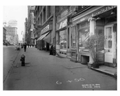 West 28th Street & Broadway - Midtown Manhattan - NY 1914
