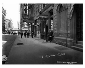 West 34th Street & Broadway - Midtown Manhattan - NY 1914
