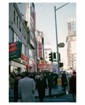 West 46th Street & Broadway - Duffy Square -  New York, NY