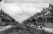 West 8th Street south from Kings Highway, 1912