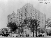 West 9th Street and Avenue P, 1934