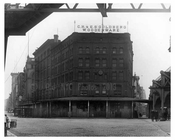 West Broadway & Chambers Street - Tribeca Manhattan, NY 1914