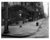 West Broadway & Duane Street  - Tribeca Manhattan, NY 1914