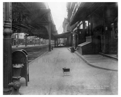 West Broadway & Reade Street - Tribeca Manhattan, NY 1914