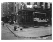 West Broadway & Thomas Street  - Tribeca Manhattan, NY 1914
