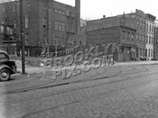 West side of Van Brunt Street between Commerce Street and Verona Street, late 1930s